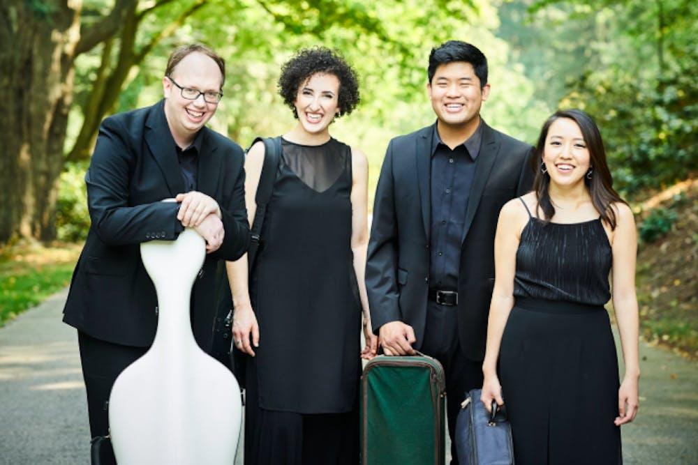 'A musical safari': Verona Quartet collaborates with local musicians for performance