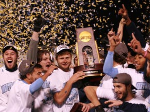 UNC Mens soccer captures the national championship for the first time since 2001.