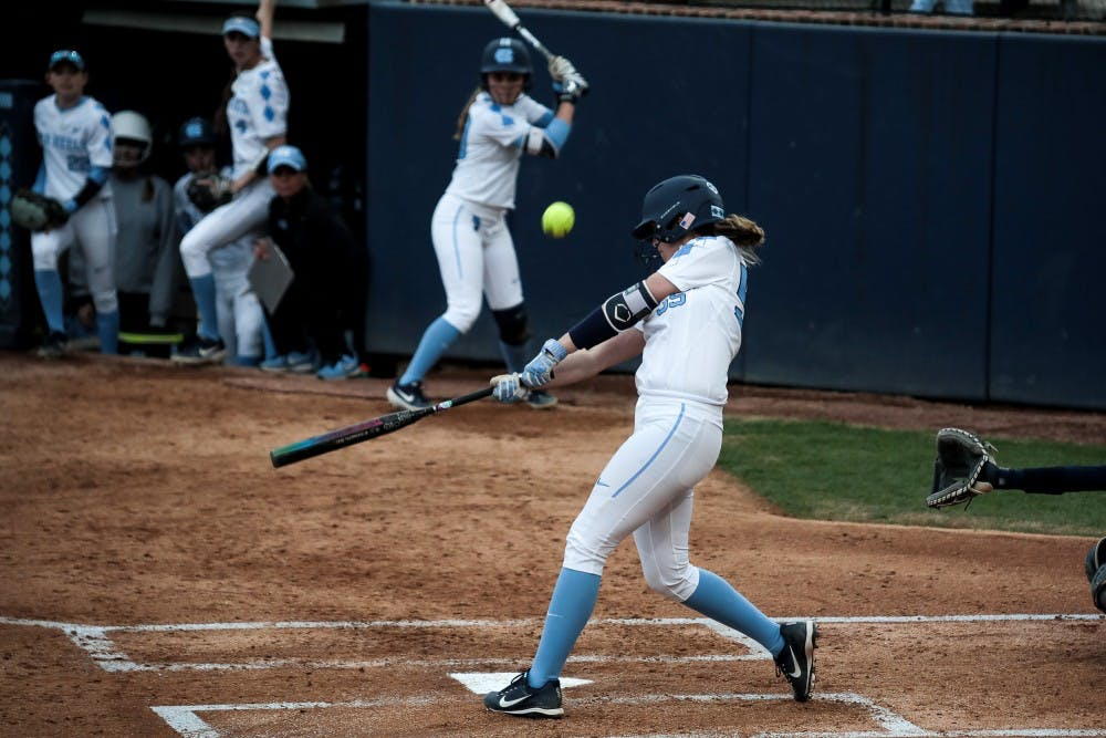 Triple from Dray, pitching by Pickett paces UNC softball in 4-1 win over Georgia Tech
