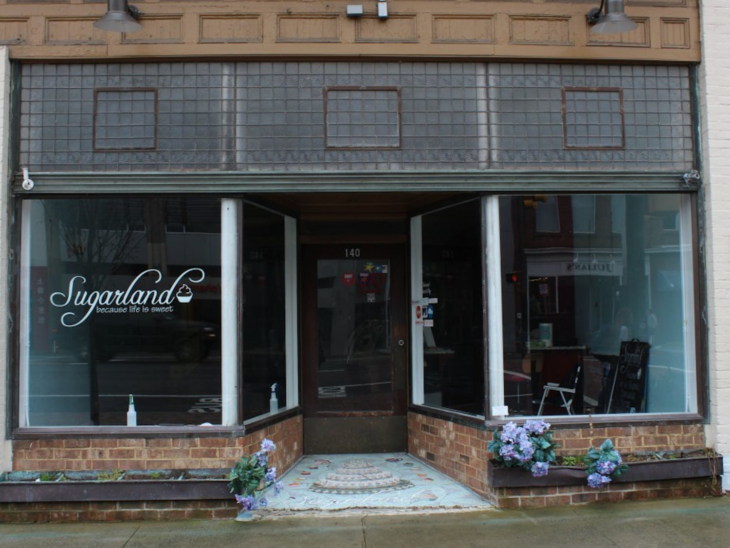Franklin Street bakery Sugarland closed in October and left a couple cakeless for their wedding. In honor of Valentine's Day, The Daily Tar Heel caught up with the couple to see how the wedding went. February 12, 2019.
