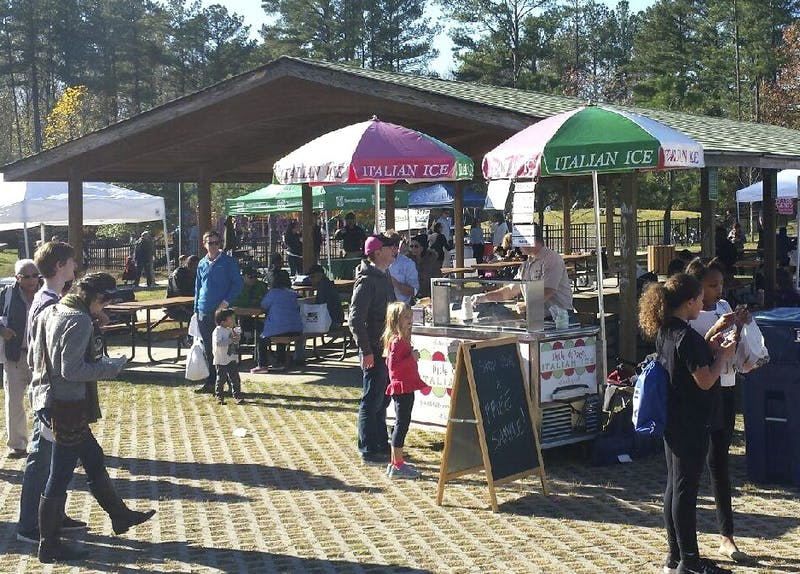 Chapel Hill Parks and Recreation hosts Festival in the Park as a make up for the cancelled Festifall in the Southern Community Park.