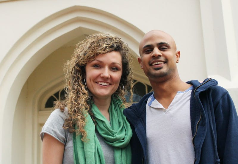 Mackenzie Thomas and Jagir Patel are running to be co-presidents of the Camous Y.  The platform involves strengthening currently existing infrastructure and focusing on committees.