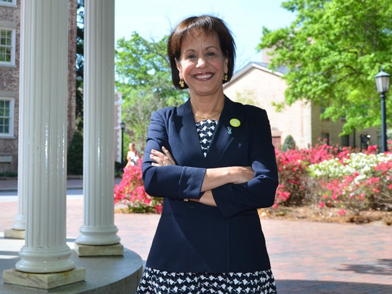 Chancellor Carol Folt