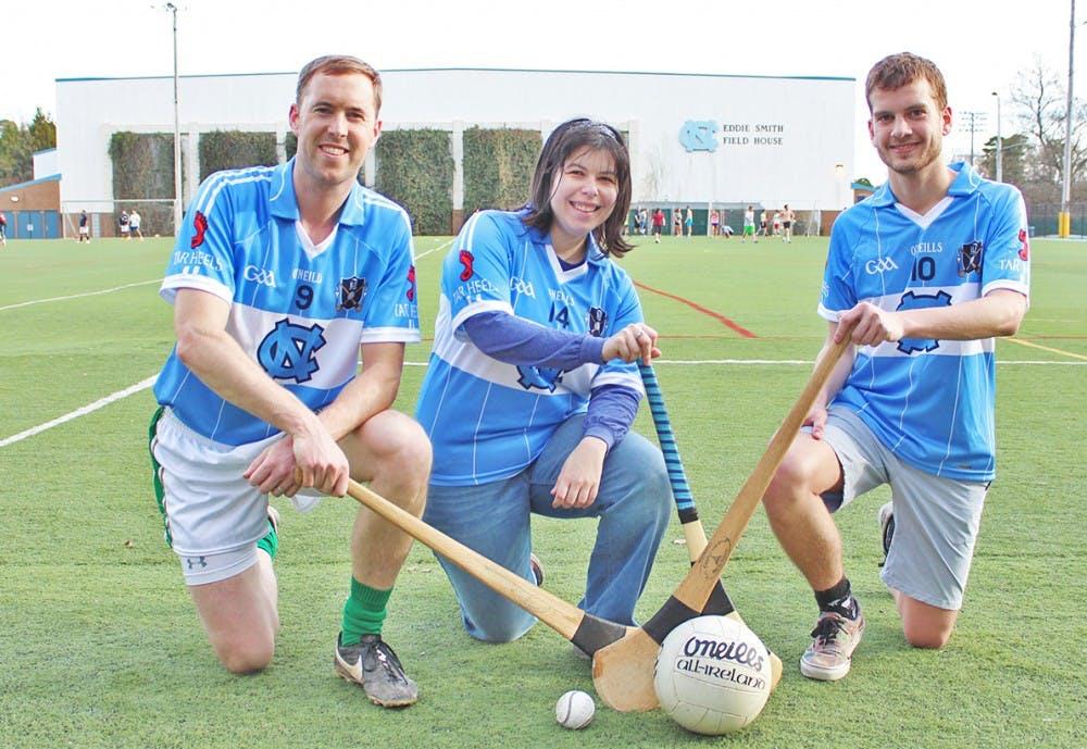 New club at UNC promotes Irish culture year-round