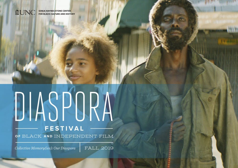 Stone Center kicks off Diaspora Festival of Black and Independent Film