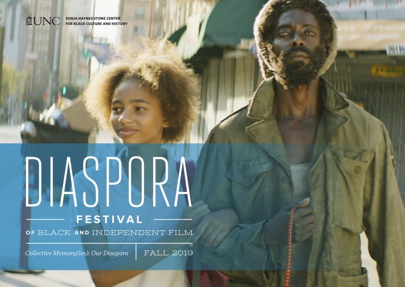 """A screen capture from one the films """"Princess of the Row"""" that will be featured in the Diaspora festival. Photo courtesy of Stephanie Cobert."""