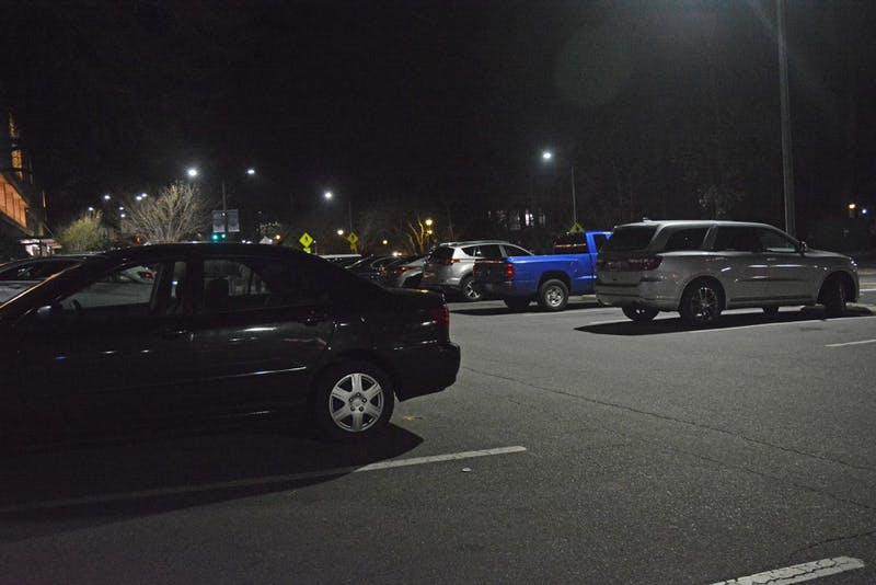 New parking plans might include having employees pay for night parking