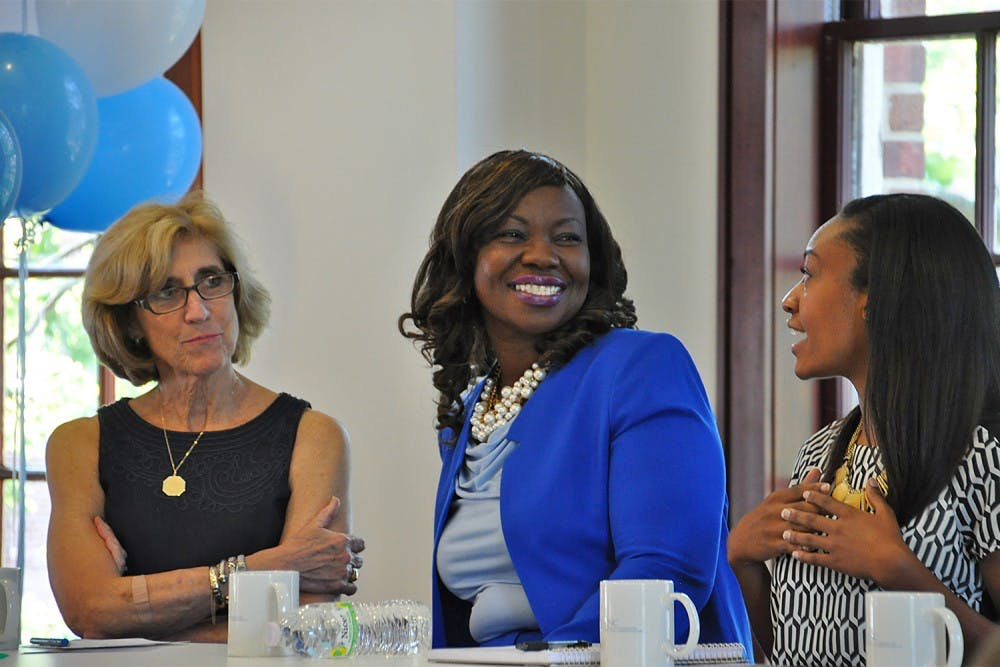 Decorated journalist Jacqueline Charles returns to campus