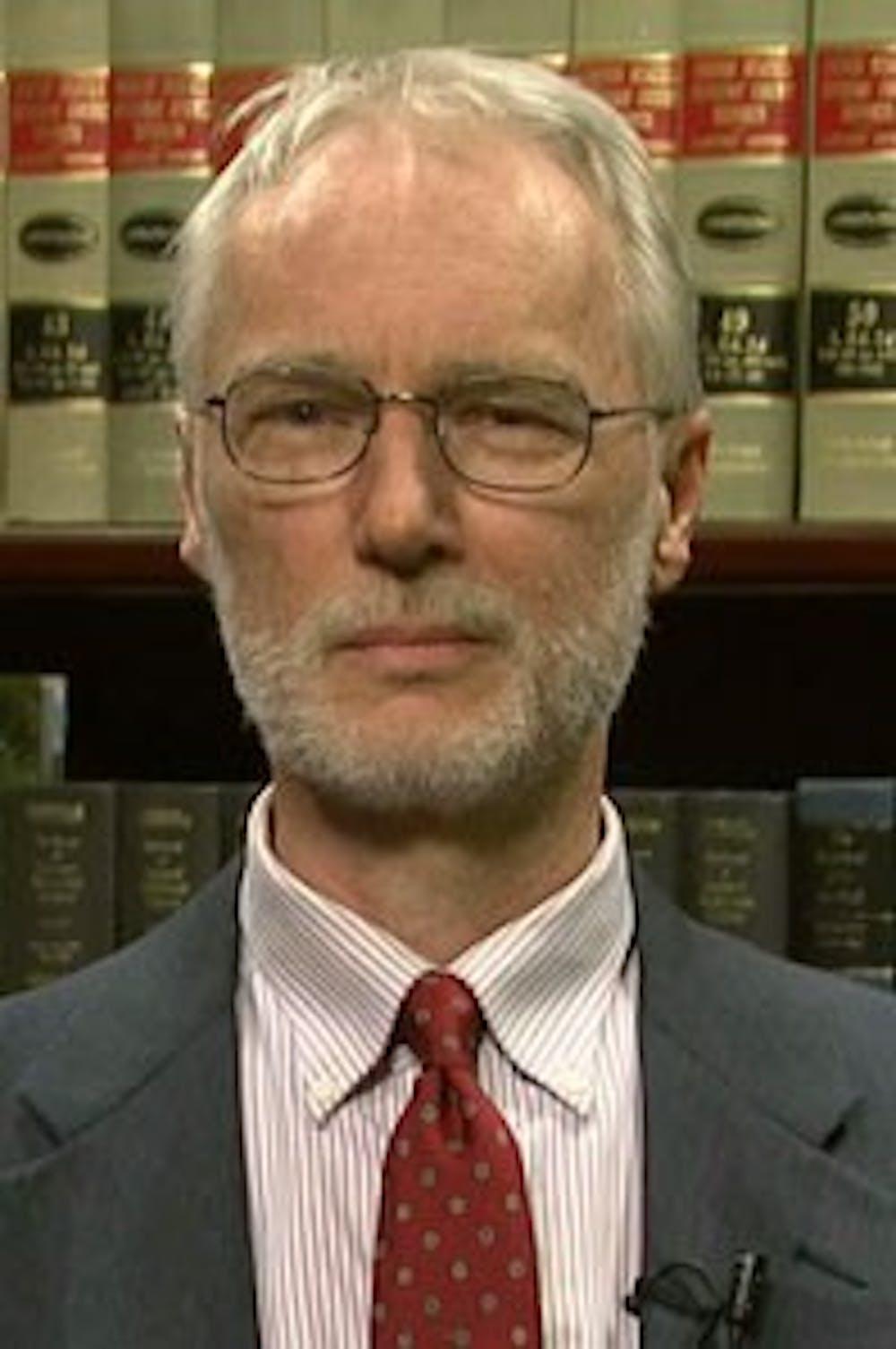 Q&A with UNC professor Gerald Cecil