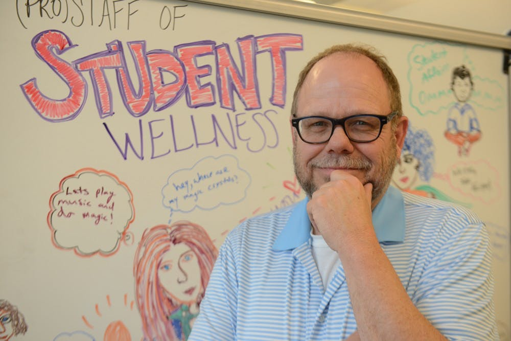 'It was just a constant': Students deal with substance use disorder through the Carolina Recovery Program
