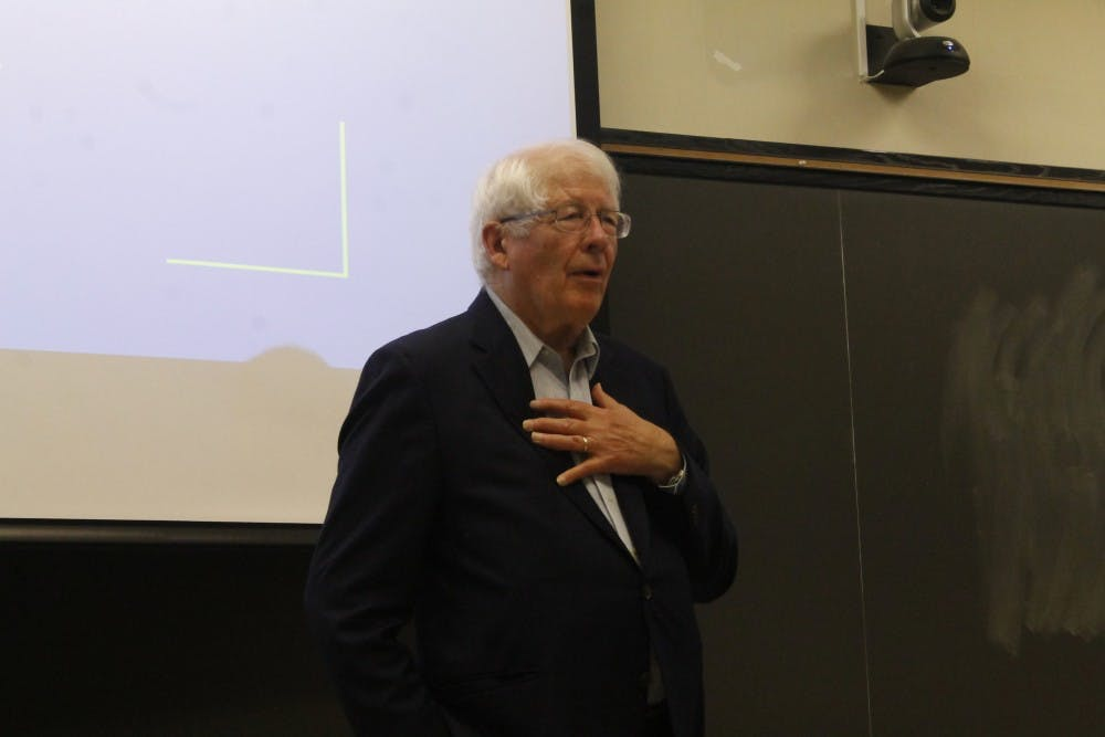 Rep. Price urges students to remain hopeful and participate in politics
