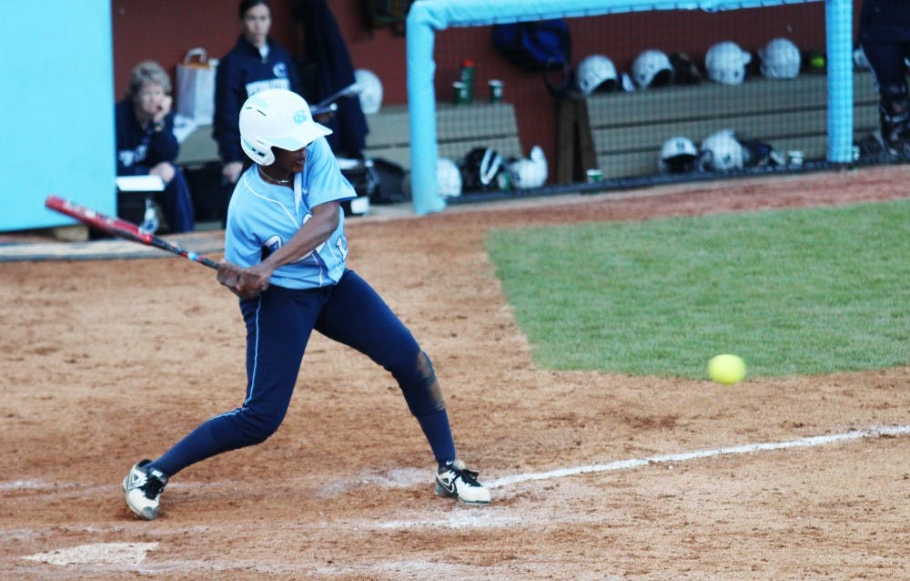 Bats come through for UNC softball team