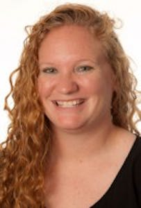April Callis is the new assistant director of the LGBTQ center.