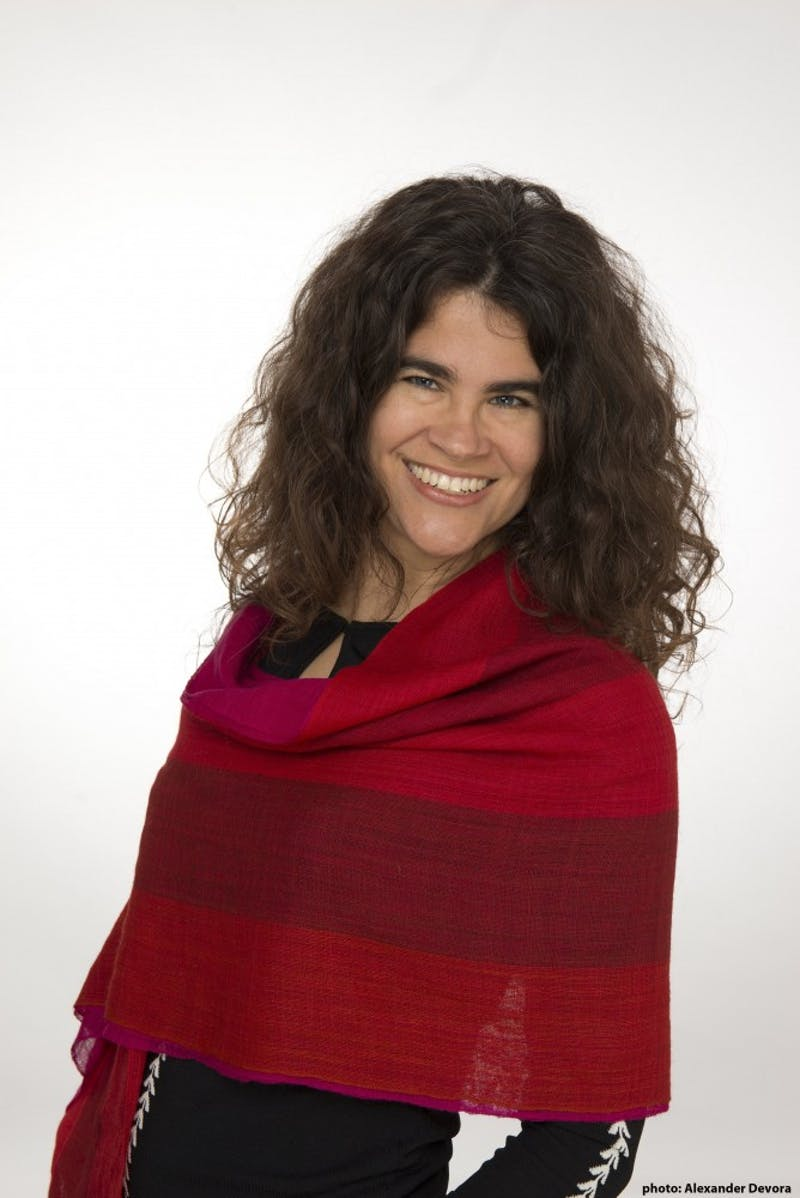 Stephanie Elizondo Griest, UNC associate professor of creative nonfiction and author. Photo courtesy of Christina Rodriguez.