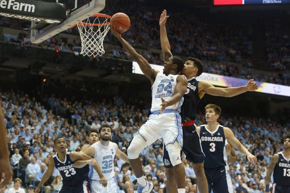 Here's what you missed from UNC Athletics over Winter Break