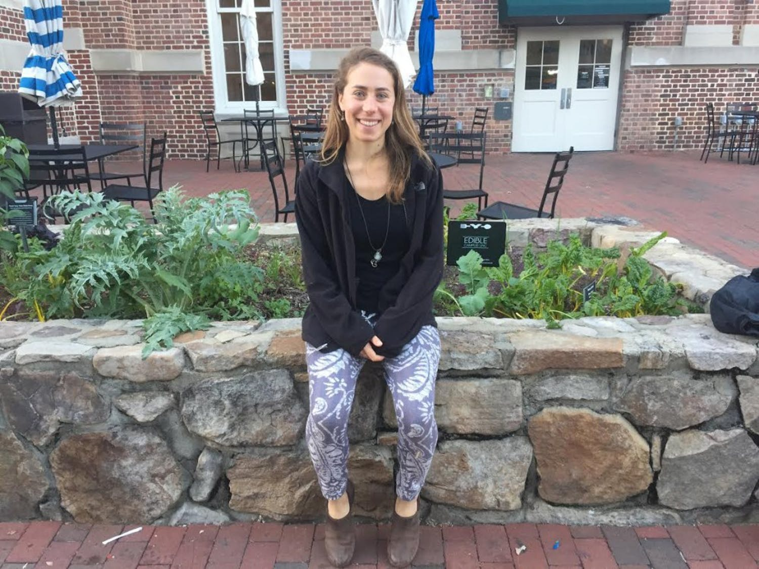 Laura Mindlin is the new initiative coordinator for Edible Campus.