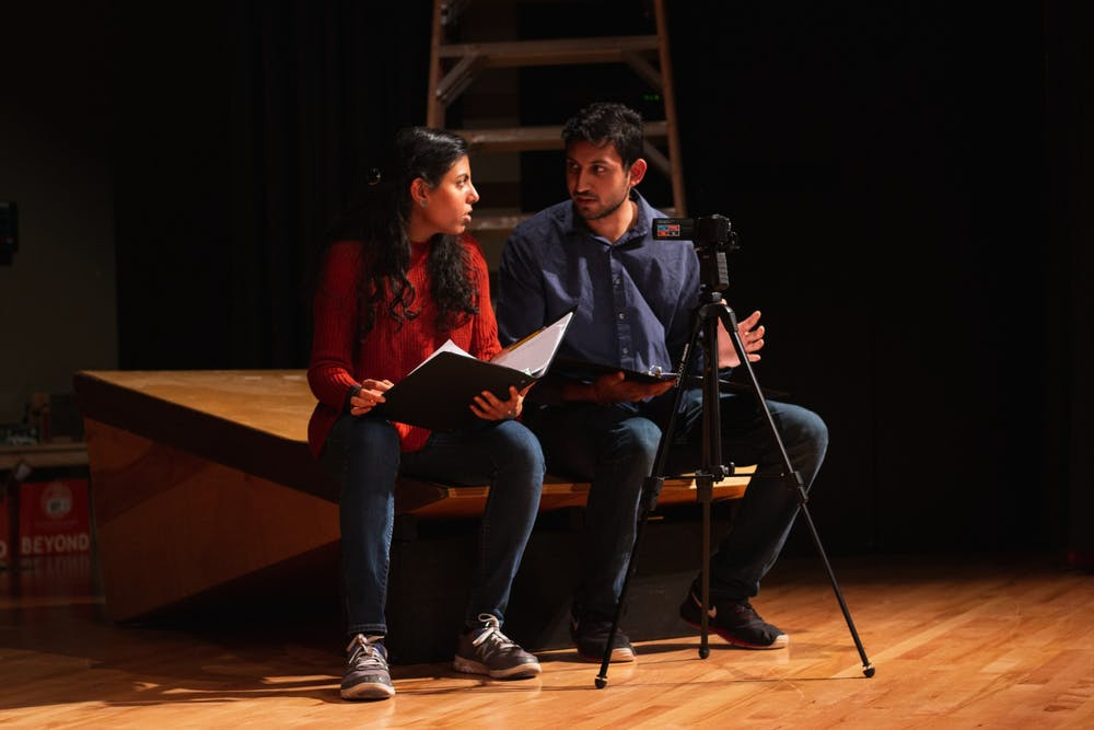Play festival showcases student work in the Writing for the Screen and Stage program