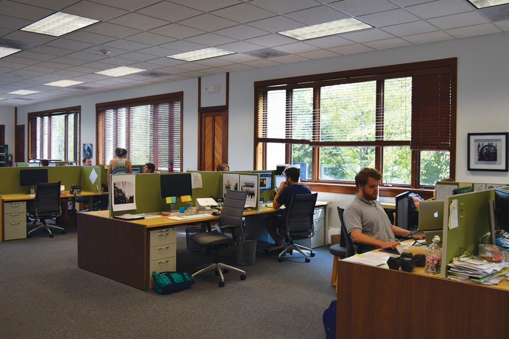 Quick-growing firm credits Carrboro