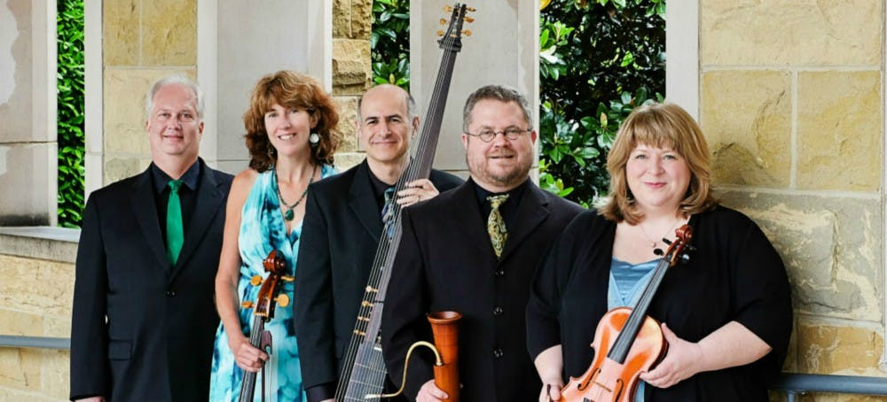 Baroque instrumentalists will steal your heart on Valentine's Day