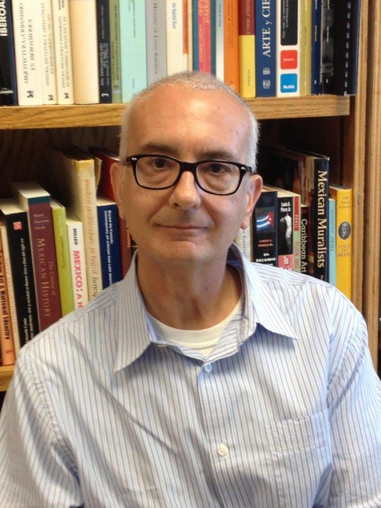 Eduardo Douglas brings Latin American art to Chapel Hill