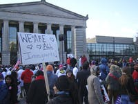 Immigration was a hot topic on the cold morning of February 13th, as thousands of protestors gathered for the 10th annual Moral March on Raleigh. Countless groups gathered, protesting injustice in nearly every sector of American society.