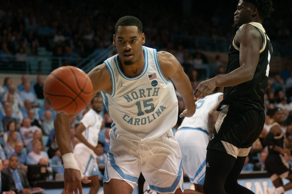 For UNC basketball, a day full of surprises in 68-64 upset loss to Wofford