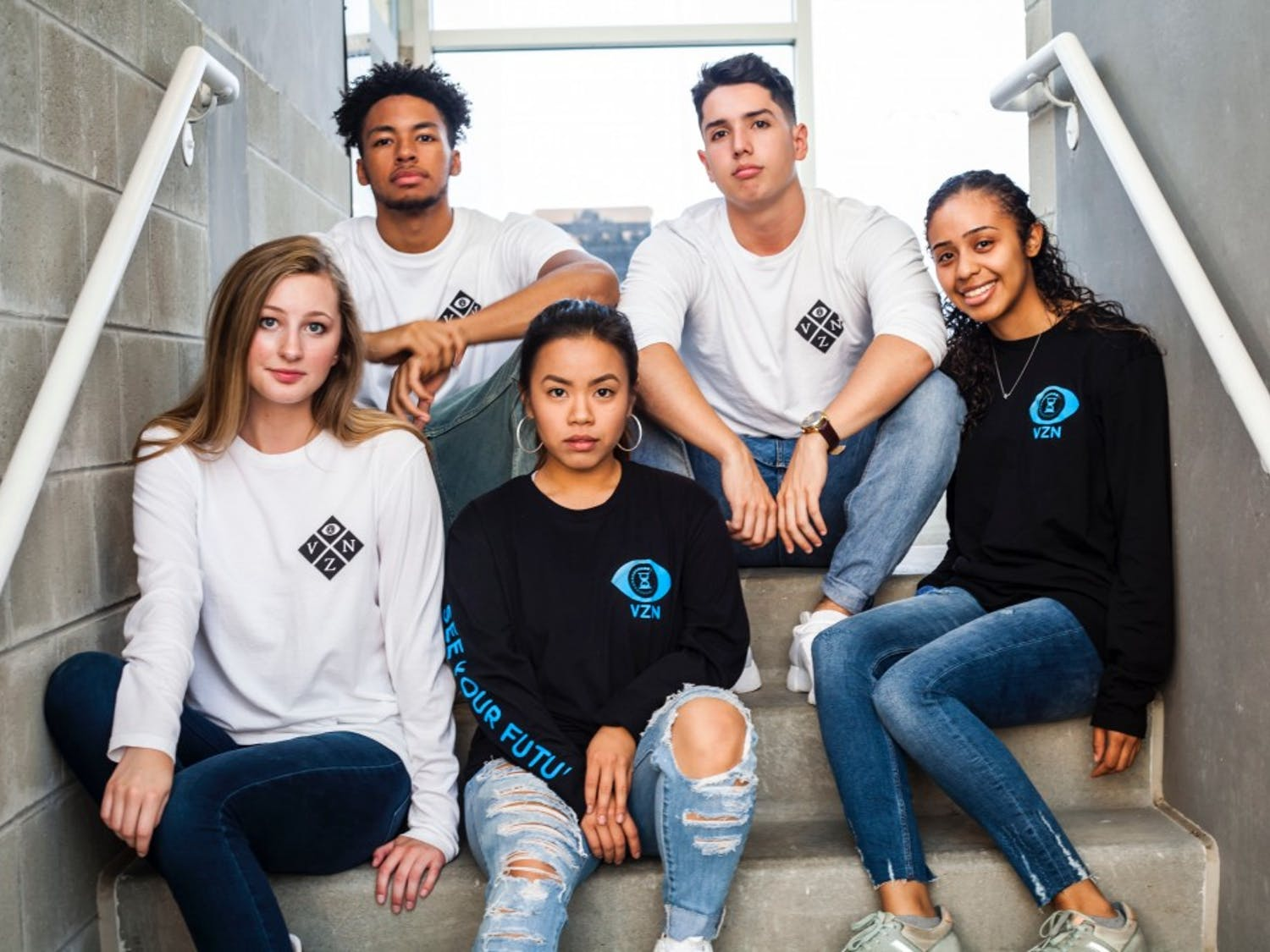 VZN Clothing was founded by UNC student Jalon Cooper. Photo courtesy of Jalon Cooper.
