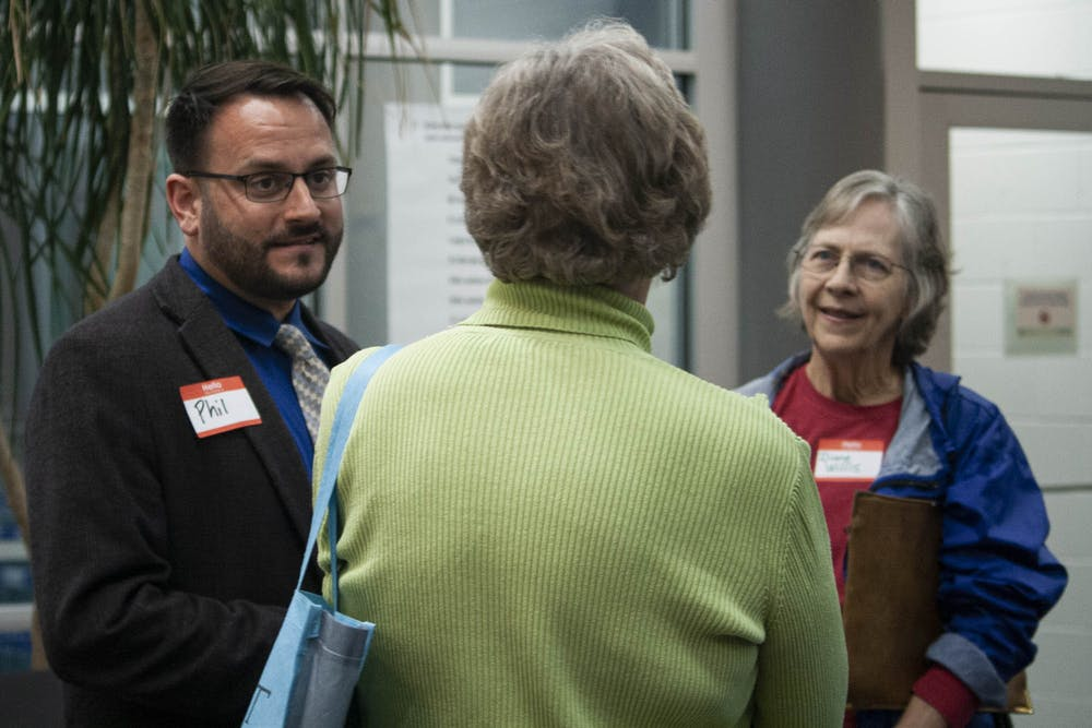 New Chapel Hill parks and recreation director holds meet-and-greet for community