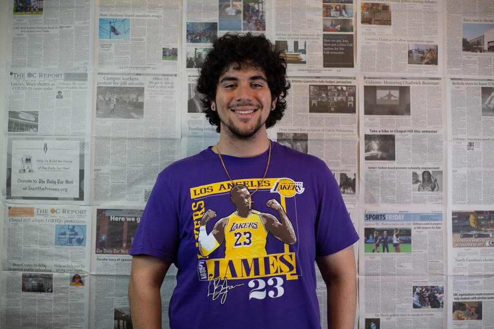 PJ Morales is the Sports Editor for the 2021-2022 school year.