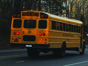 North Carolina school bus drivers are  required to pass a medical exam and carry a medical card that must be renewed every two years in order to drive.
