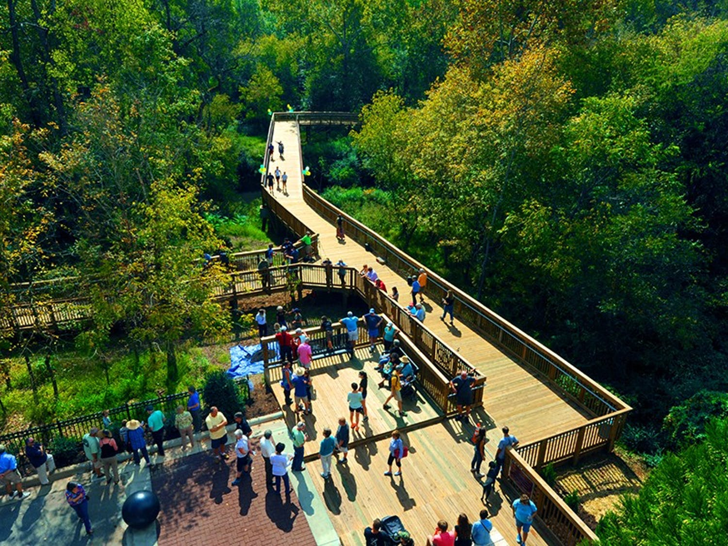 The Riverwalk is just one of Hillsborough's many recreational outdoor spaces. Now, Hillsborough is seeking input from teenage community members on their Parks and Recreation Board.