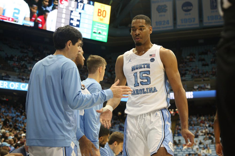 'Thrown into the fire': Garrison Brooks is the reluctant leader of UNC basketball