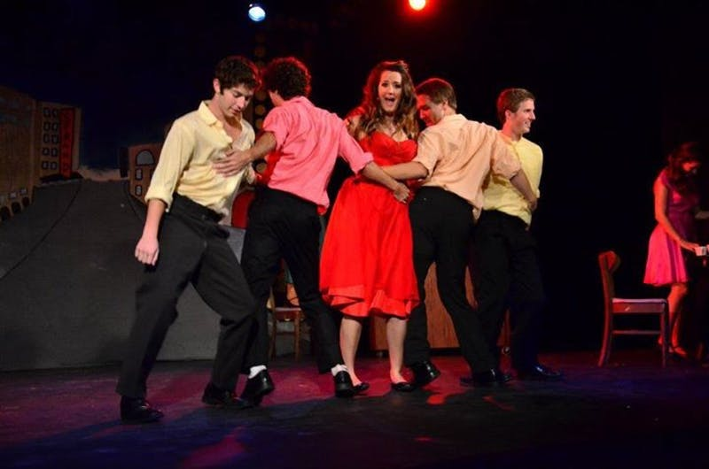 Pauper Players rocks the house with musical numbersCREDIT: Max Bitar