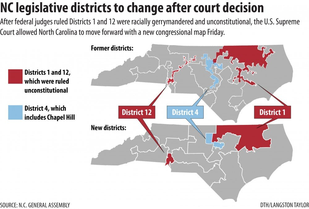 New map draws unexpected consequences in 2016 primaries