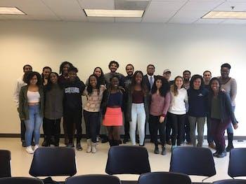 Photo courtesy of Caribbean Student Association.