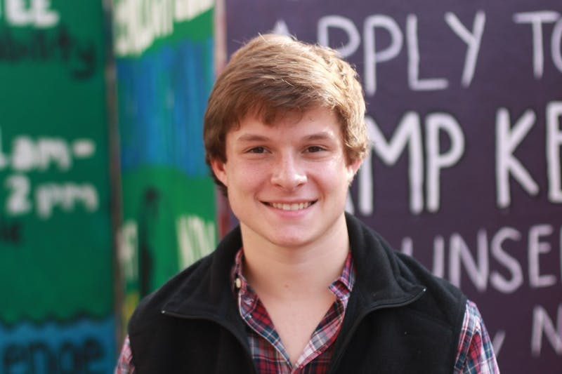 Sophomore Jacob Meyer
