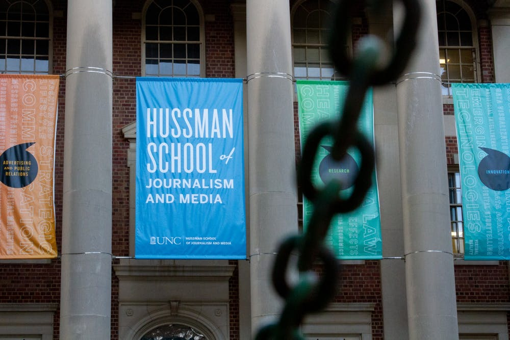 <p>UNC's School of Journalism and Media bears the name of Walter Hussman, a top donor, who opposed Nikole Hannah-Jones' bid for tenure.</p>