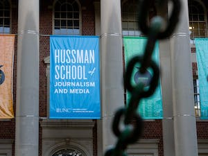 UNC's School of Journalism and Media bears the name of Walter Hussman, a top donor, who opposed Nikole Hannah-Jones' bid for tenure.