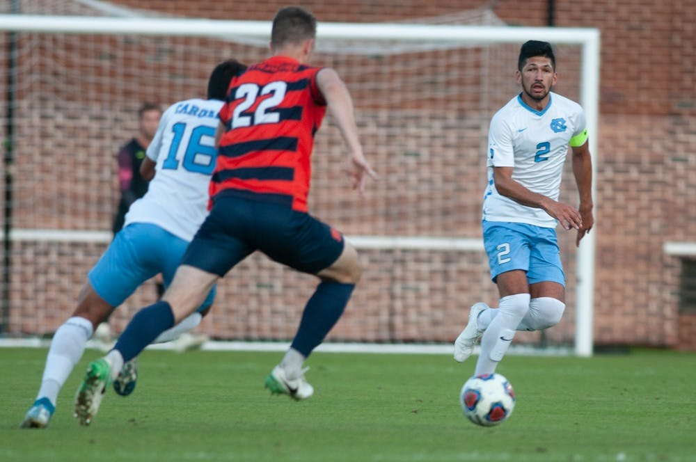 'It is what it is': Offsides call costs UNC men's soccer in ACC Tournament