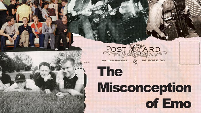 """""""The history of Emo is extremely complex and filled with numerous twists and turns. The movement had a special knack for spawning several subgenres,"""" Carson Elm-Picard writes for his Office DJ on the misconception of emo."""