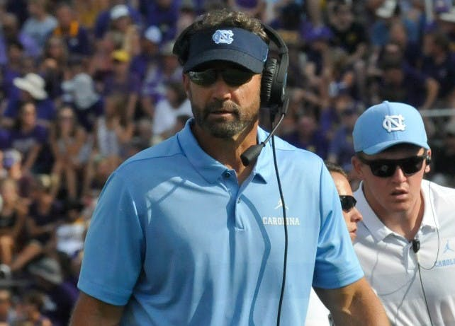 Letter: It's time for new leadership for Carolina football