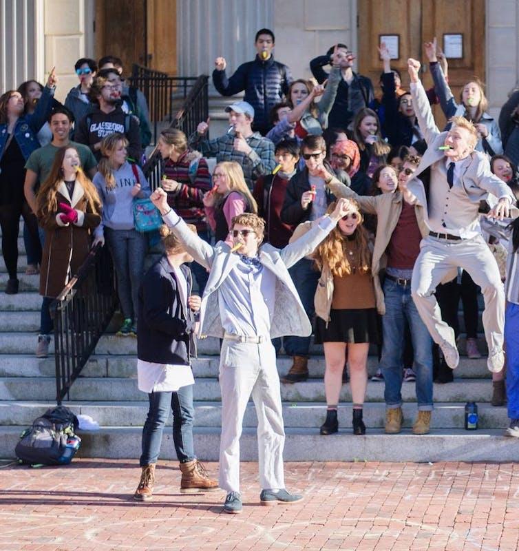 "Global International Worldwide, Intl., is hosting ""Kazoo It! 2: Enter the Kazoot"" on Saturday. Photo courtesy of Ethan Baechtold."