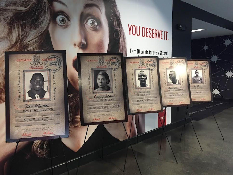 "Silverspot Cinemas screened ""Olympic Pride, American Prejudice"" Monday evening."