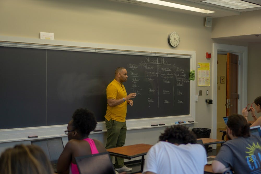 Summer School Thrive courses set students up for success at UNC and beyond