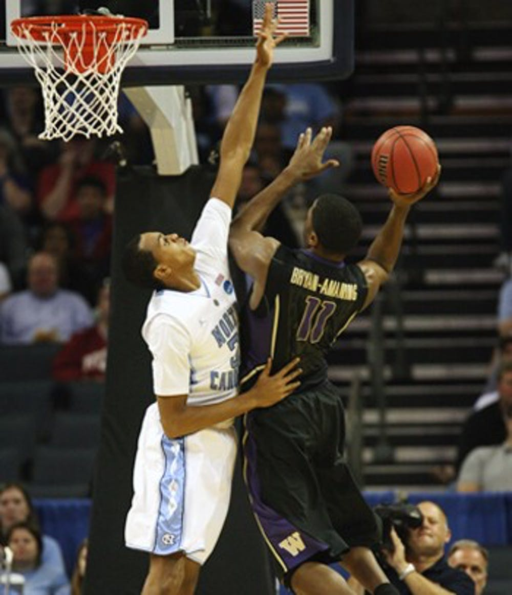 Tar Heels get stops when they need them