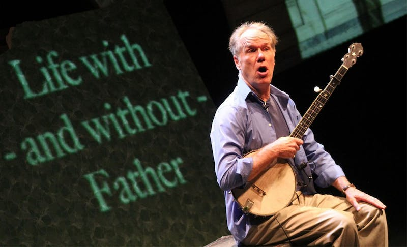 """Loundon W performs songs about his life and heritage in """"Surviving Twin."""""""