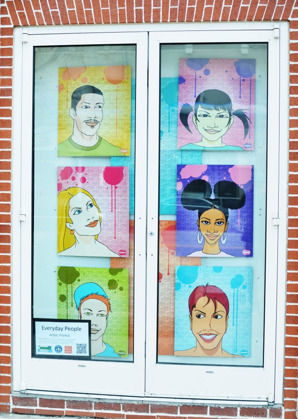 """Everyday People"" by Franco