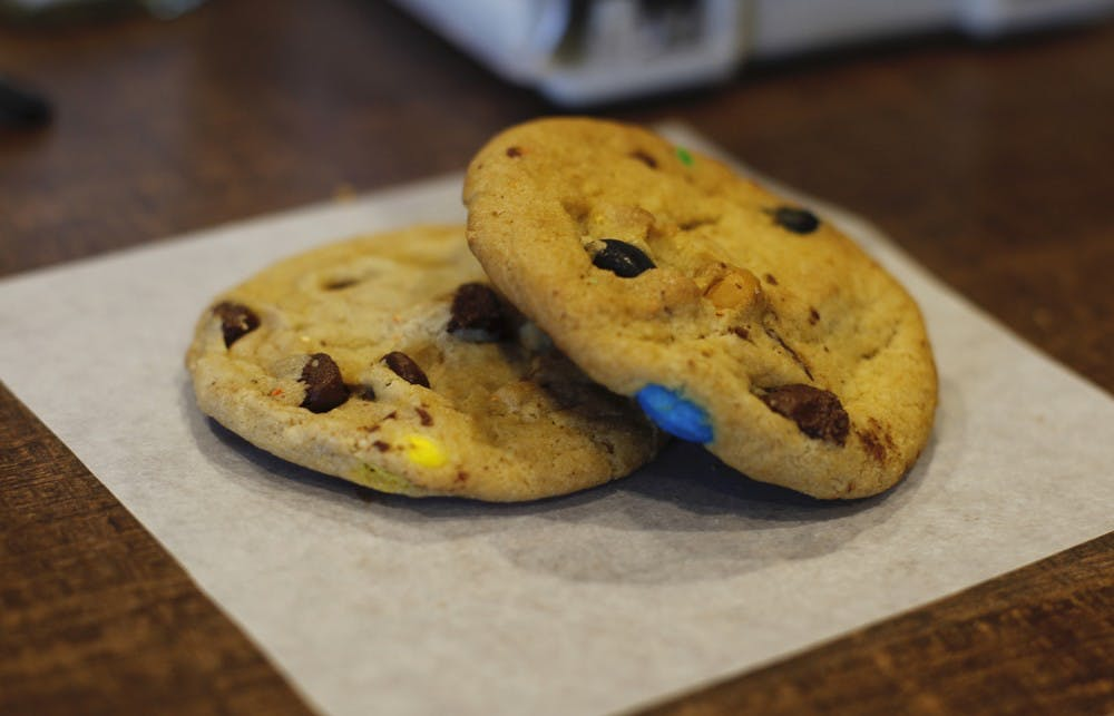 How the cookie crumbles: Dining hall looking for new M&M cookie distributor