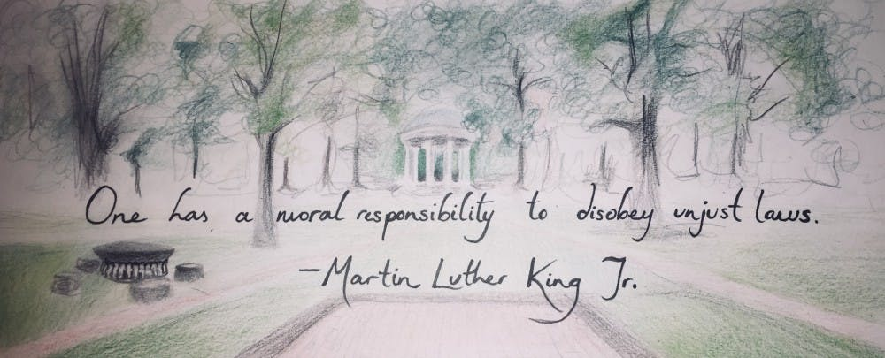 Editorial: Go to the MLK Keynote Lecture