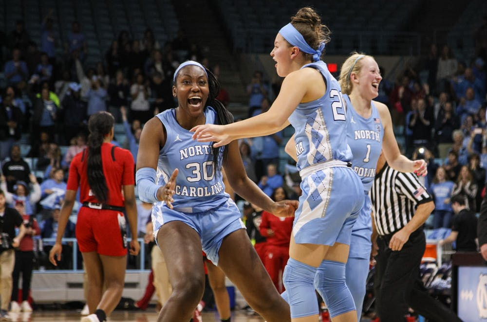 Recap: Bailey's 20 points lead UNC women's basketball past Georgia Tech, 67-60, in OT